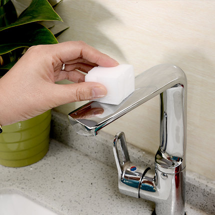 LEC Mút  Nhật Bản nano lec bọt biển xốp bọt biển vòi phòng tắm ma thuật khử trùng nhà bếp làm sạch g