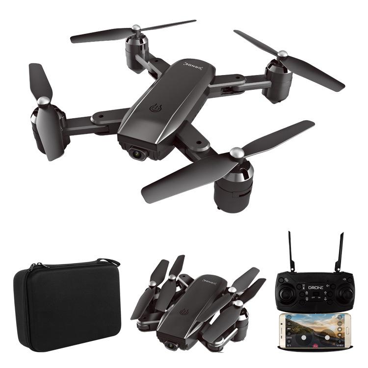 HENGGE TOYS Flycam Máy bay không người lái gấp đôi trên không ZD5 dòng máy ảnh kép tuổi thọ pin dài