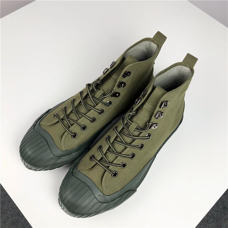 thị trường giày nam 2020 giày nam phổ biến giày vải cao cấp giày lưu hóa cao cấp Nhật Bản dụng cụ re