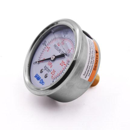 BONDHUS  Đồng hồ đo áp suất  Đồng hồ đo áp suất xuyên tâm, đồng hồ đo áp suất chống sốc dọc trục, đồ