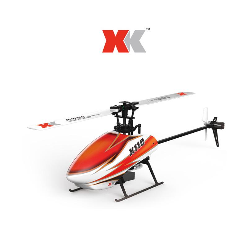 WEILI Flycam Máy bay điều khiển từ xa xuyên biên giới K110 Máy bay không người lái điều khiển từ xa