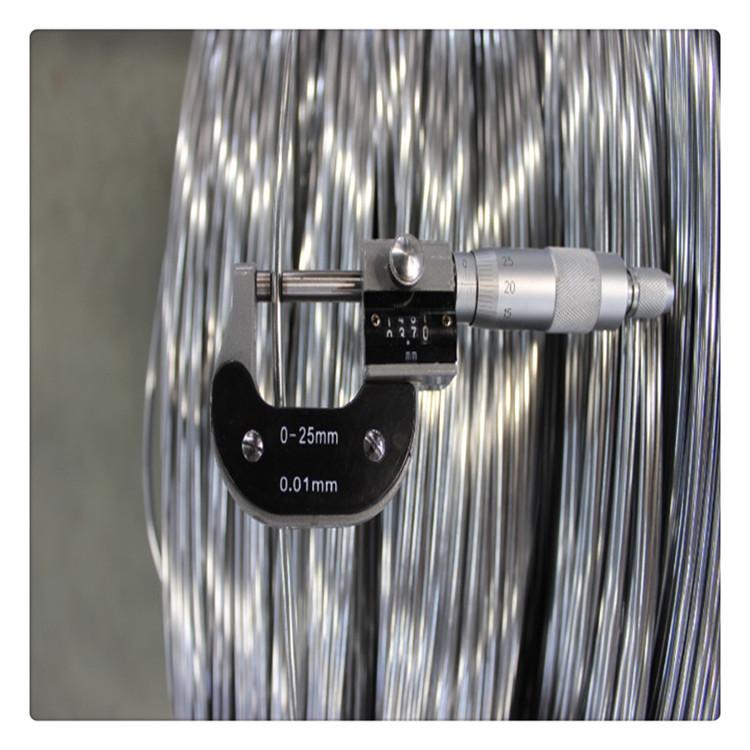 HAITAO Dây kim loại Dây mạ kẽm thép thấp dây thép nhà sản xuất thực thể bán dây sắt bán buôn sản phẩ
