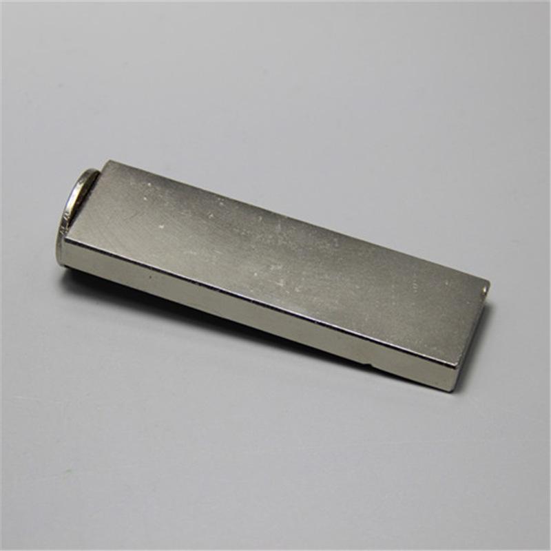 XIONGCHU Sắt từ Nam châm mạnh Thép từ tính mạnh Nam châm vĩnh cửu 100X30X10 Hình chữ nhật nam châm c