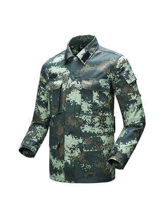 vdason Áo nguỵ trang lính Bộ đồ ngụy trang mùa hè 2018 cho nam đích thực 18 trang phục đào tạo ngụy