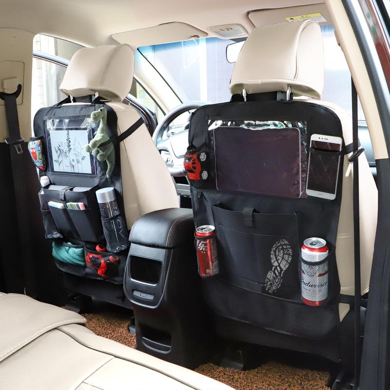 Túi lưu trữ để đồ cho phía sau ghế xe hơi .