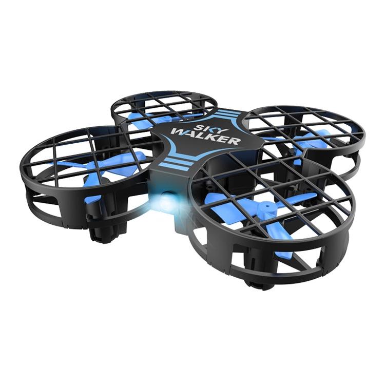 QST Flycam Máy bay không người lái mini H823H Máy bay không người lái nhỏ gọn Drone Drone