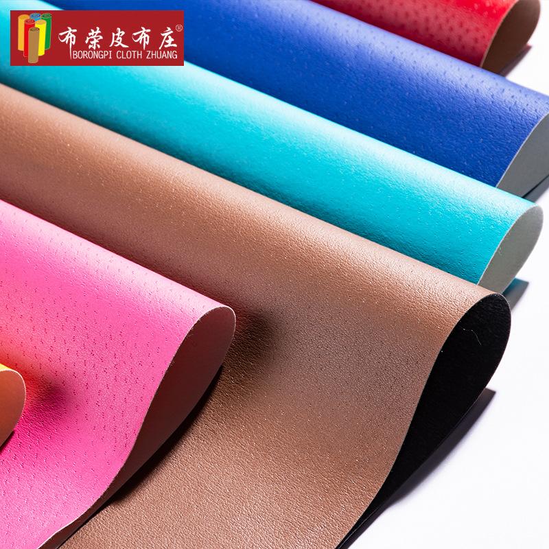 BURONGPI Da heo Da PU đầy đủ phía dưới mô phỏng da heo da da túi da thuộc da nhà sản xuất da trang t