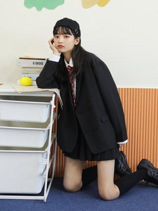 Đồ Suits  Váy xếp li có thể mặn và ngọt kiểu Anh jk phù hợp với đồng phục phong cách đại học cô gái