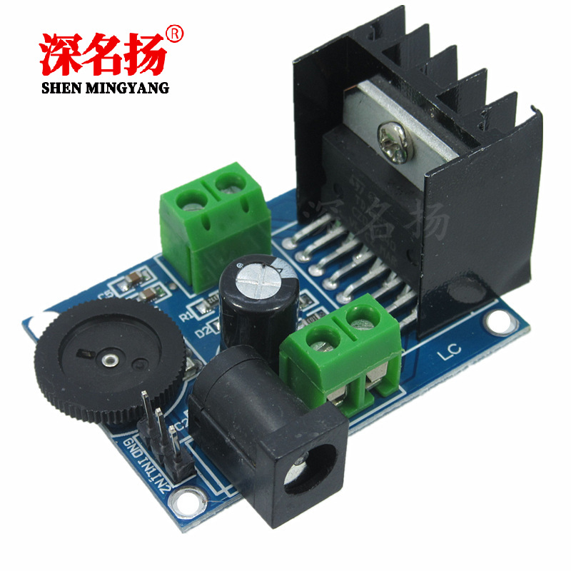 SHENMINGYANG Linh kiện điện tử TDA7297 mô-đun bộ khuếch đại âm thanh mô-đun bộ khuếch đại âm thanh
