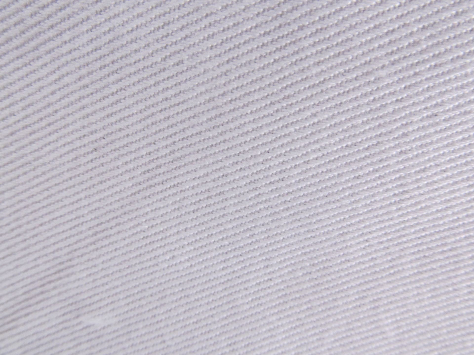 Vải mộc sợi hoá học Cung cấp 21 vải polyester tẩy trắng nguyên chất