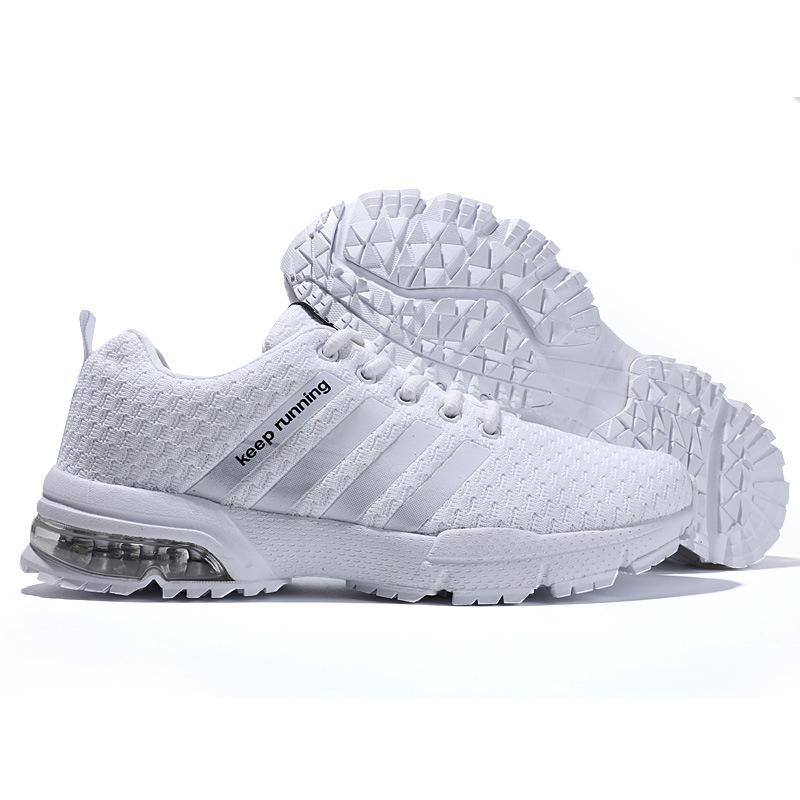 Giày thể thao thời trang mới có lớp lưới thoáng khí .