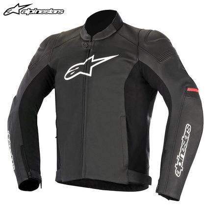 Trang phục xe đạp Ý một ngôi sao alpinestars áo khoác da xe máy hiệp sĩ cưỡi phù hợp với da xe máy q