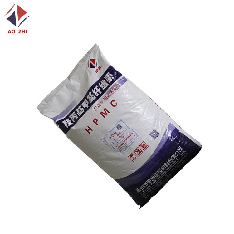AOZHI Thị trường Hoá chất Cellulose ether hydroxypropyl methylcellulose lạnh ngay lập tức nóng chảy