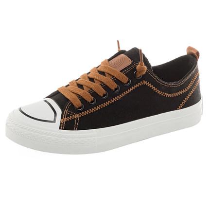 Giày Sneaker / Giày trượt ván Giày vải nhân văn nữ 2020 giày nữ mới mùa xuân Giày sinh viên hoang dã