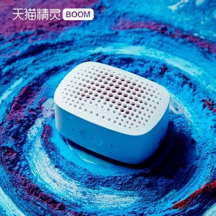 Loa Bluetooth Tmall Genie boom wireless Bluetooth speaker collection audio intelligent small portabl