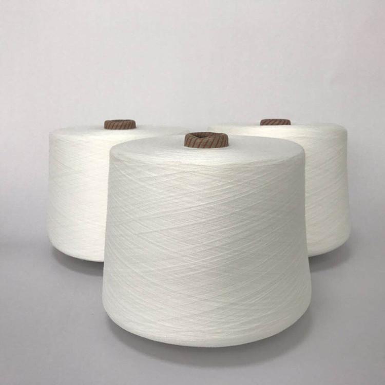 HENGZE Sợi hoá học Cung cấp 80 sợi polyester vòng sợi sợi hóa học lớn 80S sợi polyester siêu mịn den