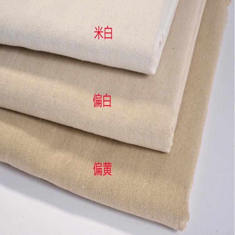 Vải Hemp mộc Nhà máy vải lanh trực tiếp vải xám thích hợp cho hành lý sơn dầu, lót thủ công, túi thủ