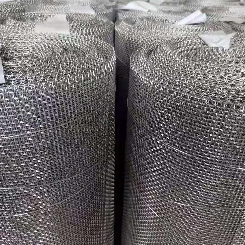 KANGNAN Lưới kim loại Lưới thép không gỉ dệt lưới lọc kim loại 304 lưới thép không gỉ 316 lưới thép
