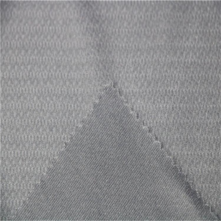 Vật liệu chức năng Nhà máy bán hàng trực tiếp polyester thoáng khí vải khô nhanh lưới vải thể thaoNh