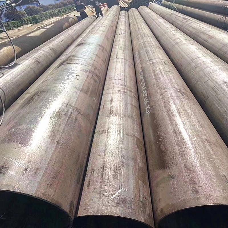 Ống đúc Ống chính hãng đường kính lớn q345b tại chỗ 426 * 20 ống thép liền mạch q335b ống thép liền