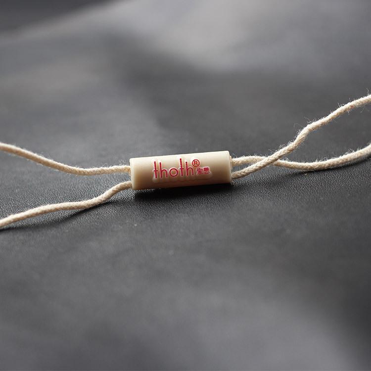 Chuỗi tag , Tag logo Nhà sản xuất tùy chỉnh thẻ quần áo thẻ dây treo thẻ treo thẻ dây treo thẻ hai t