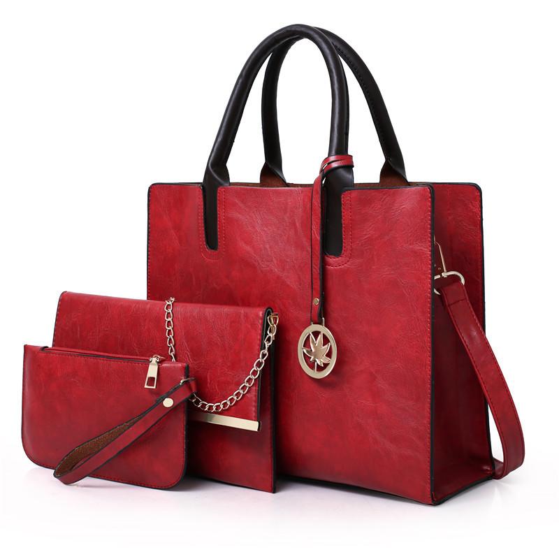 Túi xách đeo tay thời trang sang trọng cho phụ nữ .