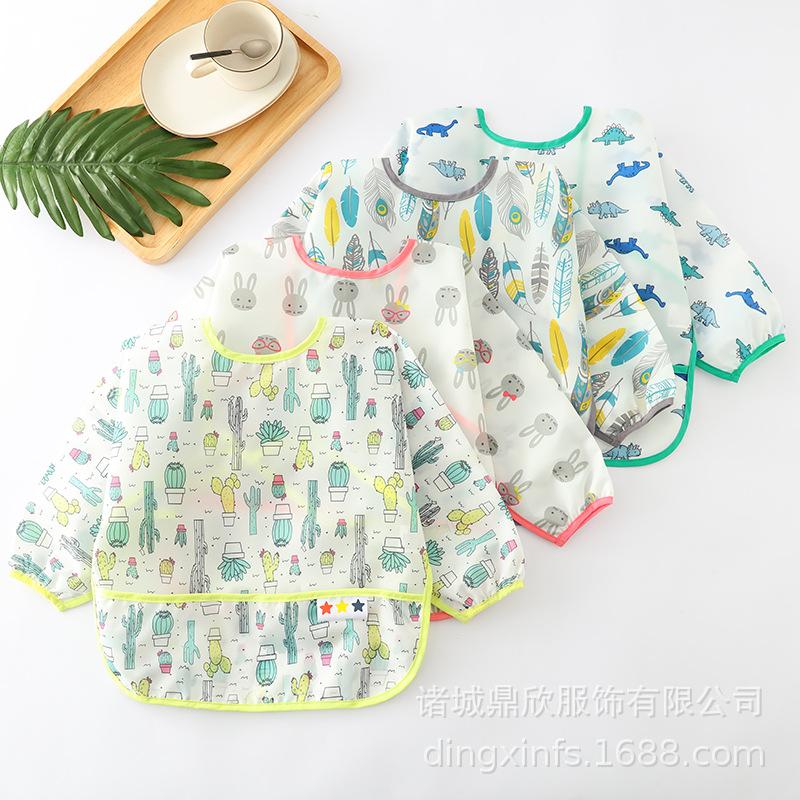 DINGXIN Áo khoác Áo chống nắng cho bé chống thấm quần áo trẻ em chống thấm quần áo cho bé ăn mặc 201