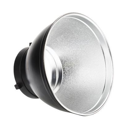 Máng chụp đèn 7 inch bằng hợp Kim đèn tiêu chuẩn .
