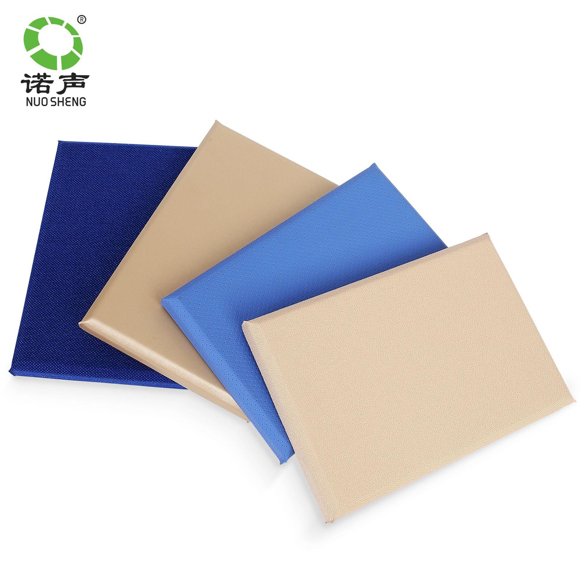 NUOHSENG Vải ốp tường Vải chống ồn vải mềm túi chống cháy tường nền hấp thụ âm thanh bảo vệ môi trườ