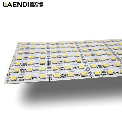 LAENDI Đèn LED dây Bán hàng trực tiếp 12 v độ sáng cao 72 ánh sáng 5050 thanh ánh sáng cứng cung cấp
