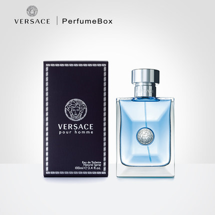 Versace nước hoa  Chính thức] Versace / Versace Classic Men Eau de Toilette Fresh Lasting Counter Ch