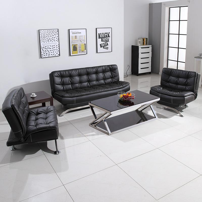 HUAXIN Ghế Sofa Kinh doanh gấp ghế sofa văn phòng hai mục đích học tập tại nhà văn phòng ngả nghỉ tr