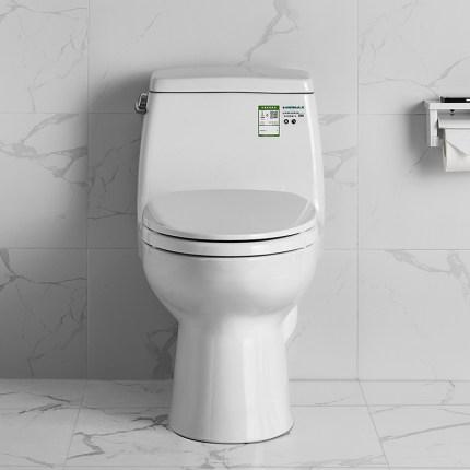 TOTO Bồn cầu  phòng tắm phun siphon nhà vệ sinh gia đình dính liền với bồn cầu khử mùi tuyết tiết ki