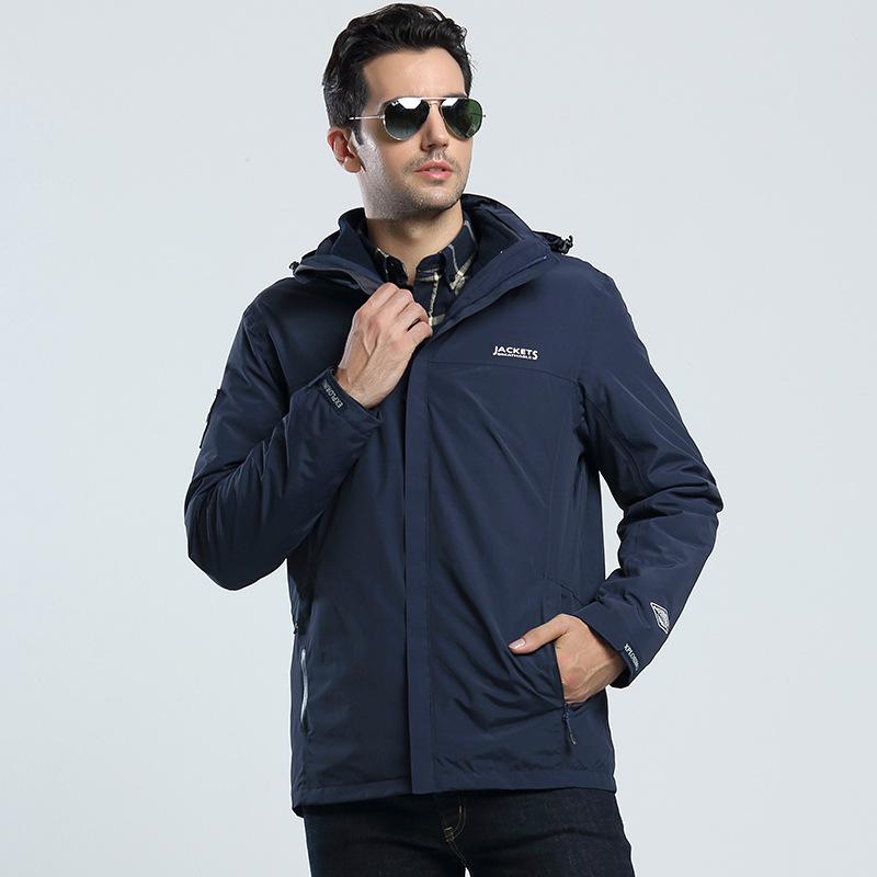 Montbreaker Quần áo leo núi Bán buôn mua quần áo nam và nữ mùa thu đông ngoài trời Quần áo công sở n