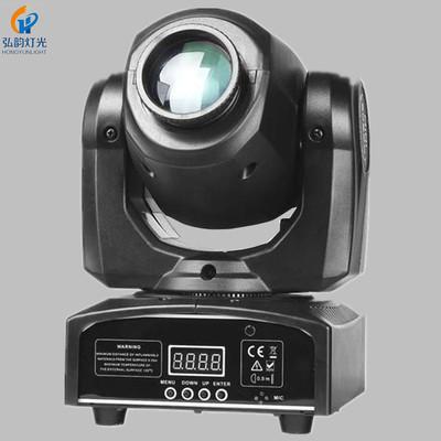 HONGYUN Đèn sân khấu 10W thiết kế đèn 30W mini lắc đầu đèn 60W bar ánh sáng sân khấu ánh sáng KTV ch