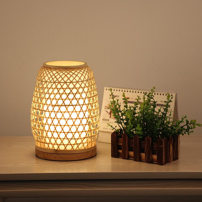 GYTJ Đèn tường Đèn phong cách Nhật Bản phòng ngủ cạnh giường ngủ sáng đèn bàn sáng tạo bàn ăn đêm án