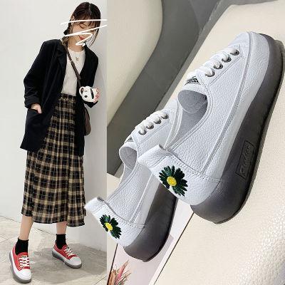 Giày Da bò đế mềm kiểu dáng thể thao cho nữ