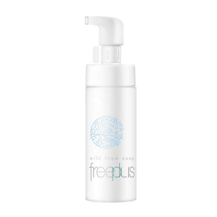 Freeplus Sữa rửa mặt  / Fu Lifang Silk Amino Acid Cleansing Cleansing Bọt 150ml Deep Cleansing Bọt