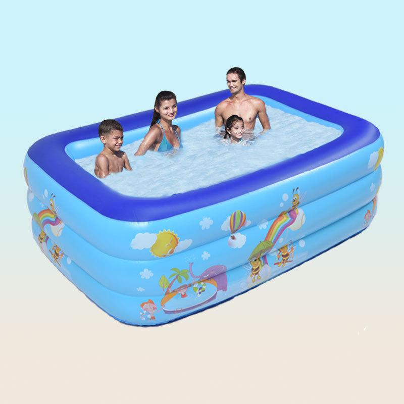 YETS bể bơi trẻ sơ sinh Bể bơi bơm hơi bể bơi