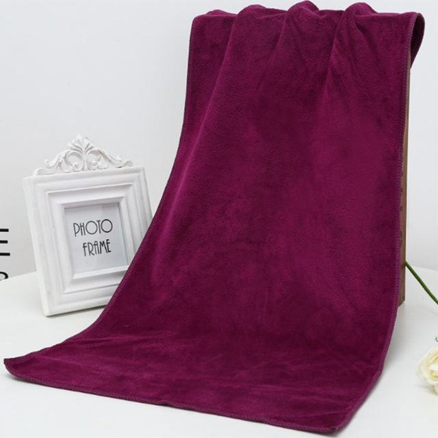 Khăn lau xe Khăn bán buôn tiệm cắt tóc thẩm mỹ viện Baotou khăn dày dày thấm nước khô khăn rách khăn