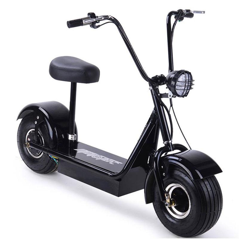 ZHUKE xe môtô / xe máy Xe tay ga điện nhỏ 500W dành cho người lớn Harley đạp điện xe máy điện tay ga