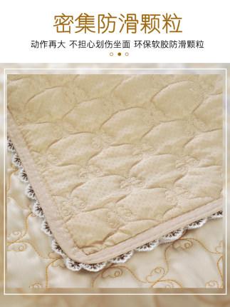 Đệm lót SoFa Đệm sofa vải bốn mùa phổ quát phong cách châu Âu sofa da đệm chống trượt sofa bao gồm t