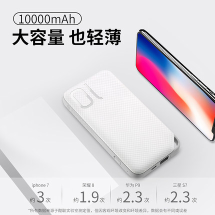 Huawei  Pin sạc dự bị  Huawei sạc kho báu chính gốc siêu nhanh sạc 10000 mAh vinh quang dành riêng c