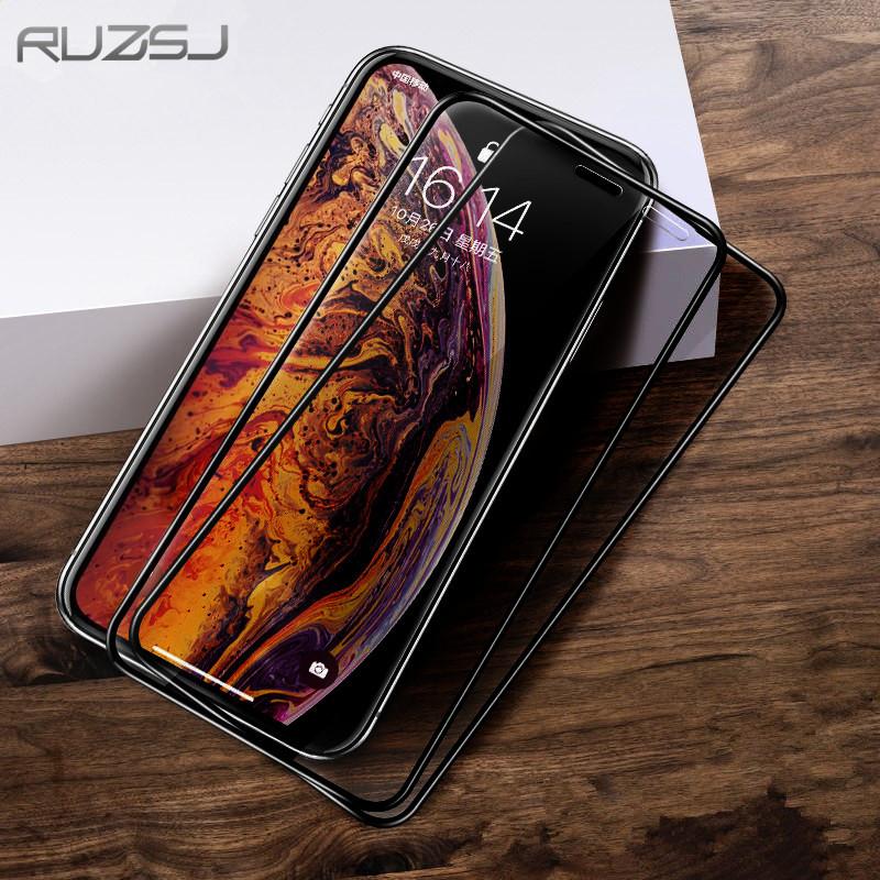 RUZSJ Miếng dán màn hình Phim peepproof cho iphone11 toàn màn hình phim cường lực Apple 8plus điện t