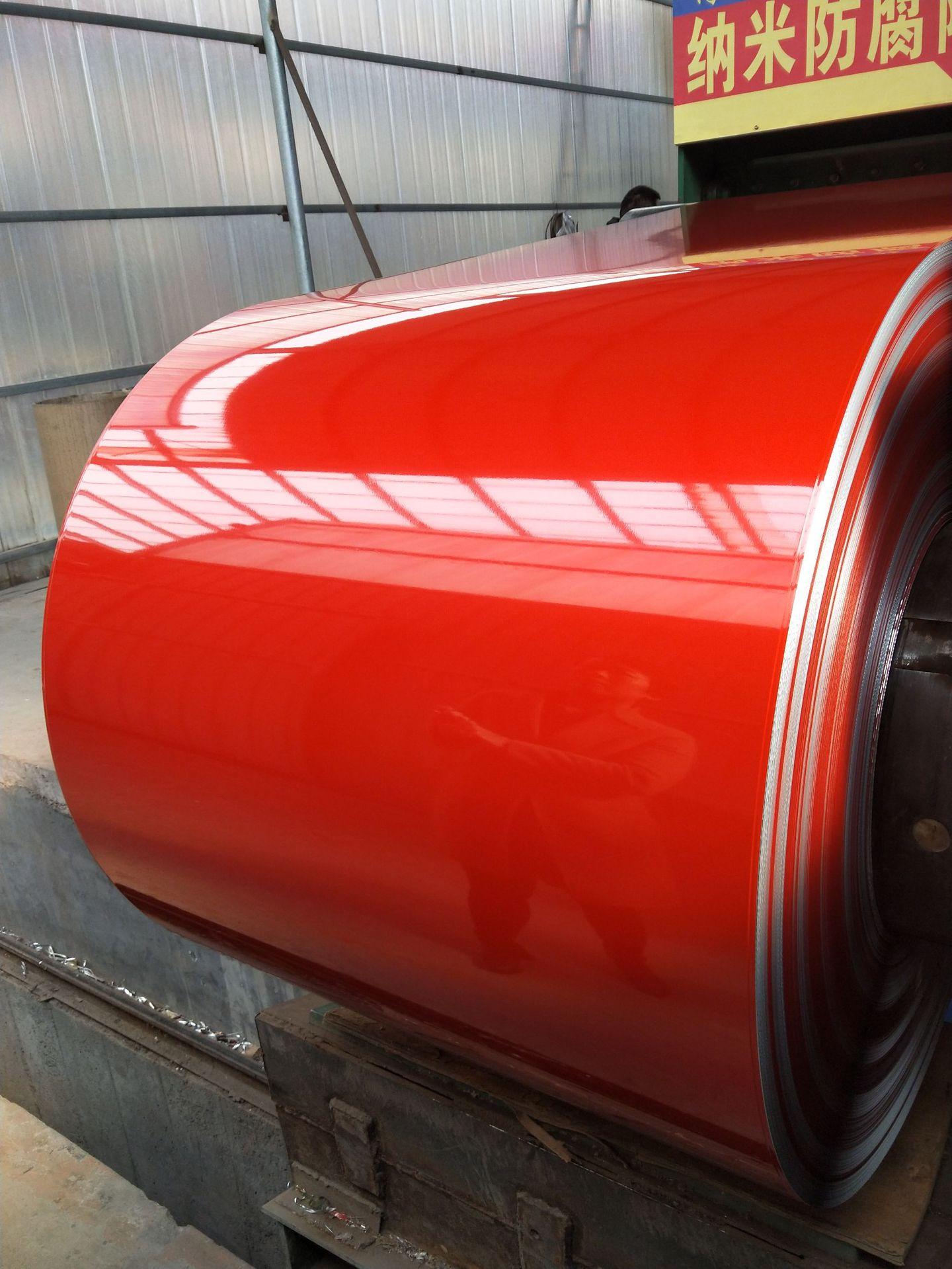 Mạ màu Nhà máy bán hàng trực tiếp chuyên sản xuất các tấm cách nhiệt chống ăn mòn tấm nano phủ màu