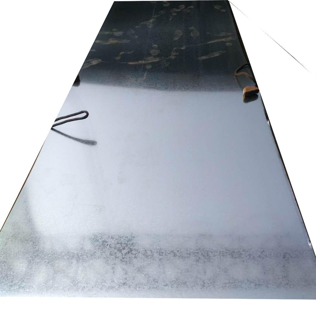 Shougang Tôn mạ kẽm Tấm mạ kẽm Shougang tại chỗ Cuộn kẽm mạ kẽm cao 0,5-2,5mm 80 g 120 g 200 g 275 g