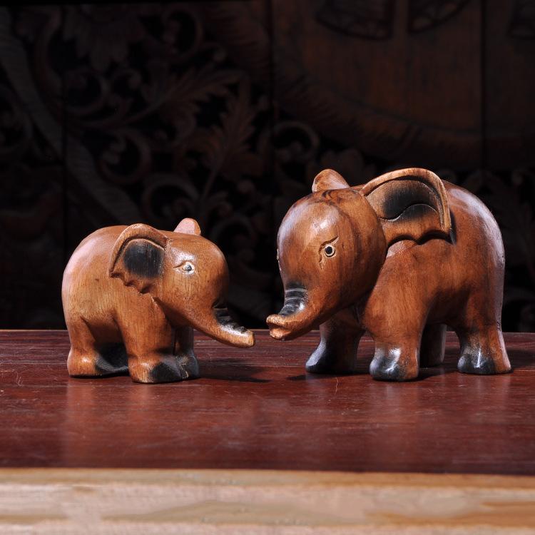 JIXIU Đồ trang trí bằng gỗ Thái Lan vào cửa văn phòng tại nhà để tiết kiệm tiền trang trí bằng gỗ th