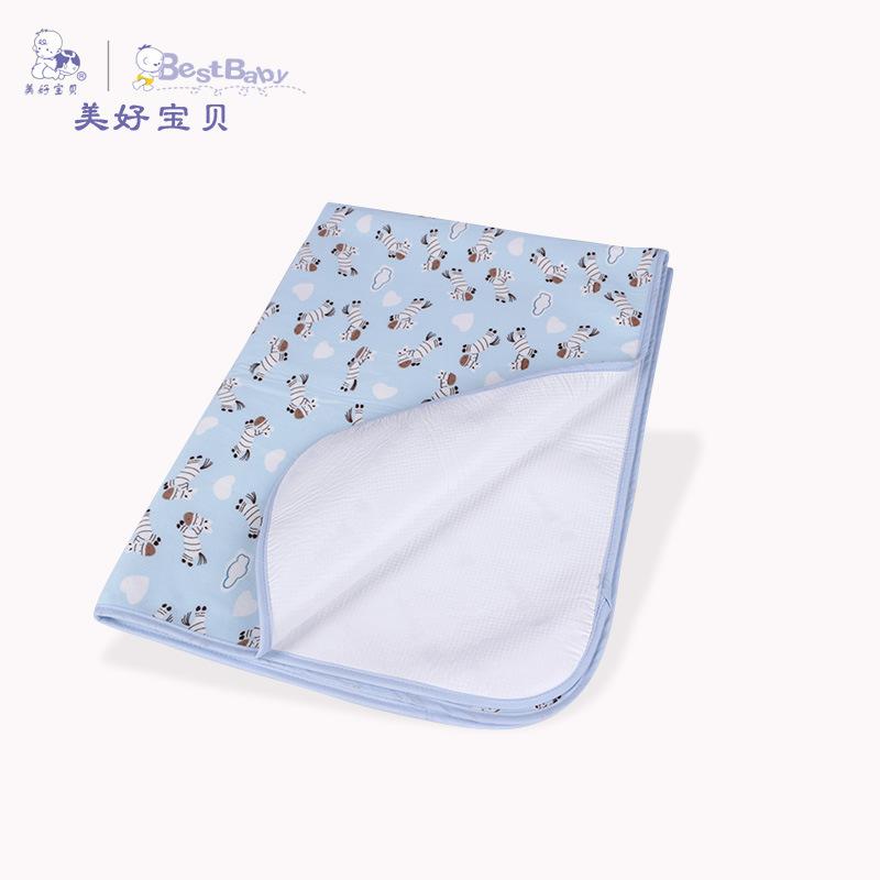 Tấm lót chống thấm Pad tã cho bé không thấm nước thoáng khí sữa lụa cho bé tấm nệm nước tiểu pad kin