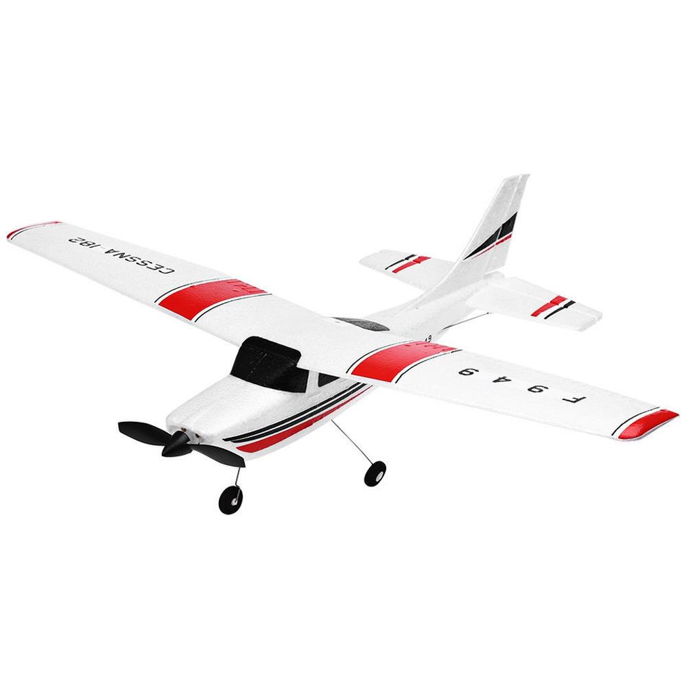 WEILI Máy bay điều khiển từ xa Máy bay bọt cầm tay Máy bay lượn cánh cố định Mô hình máy bay điều kh