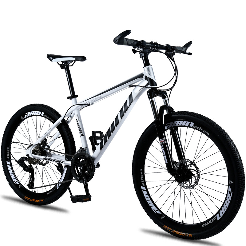 LANLINGNIAO Xe đạp leo núi Nhà máy trực tiếp xe đạp leo núi 24/26 inch phanh giảm xóc xe đạp leo núi